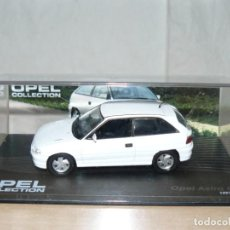 Coches a escala: 23- OPEL COLLECTION COCHE OPEL ASTRA GSI 1991-1996 1:43 DIE CAST CAR 1/43 ALFREEDOM. Lote 254579780
