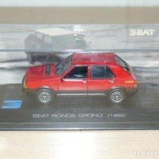 Coches a escala: 40- COCHE SEAT RONDA CRONO AÑO 1982 RED 1/43 1:43 IXO ALTAYA ALFREEDOM. Lote 254606800