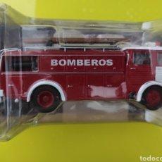 Coches a escala: CAMIÓN BOMBEROS PEGASO COMET 1091/1. Lote 254885615