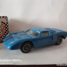 Coches a escala: NACORAL CHIQUI-CARS,FORD GT LE MANS REF.2014. Lote 77644957