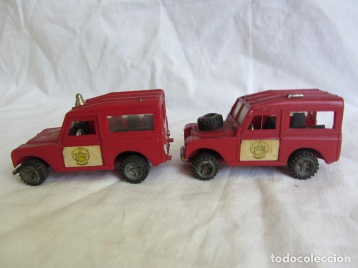 Coches a escala: 2 Land Rover de Nacoral escala 1:43, Ref. 2026 - Foto 2 - 255549525