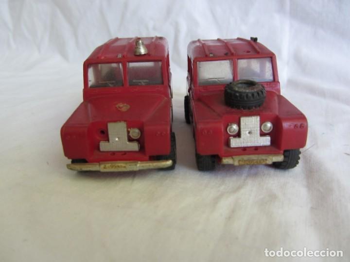 Coches a escala: 2 Land Rover de Nacoral escala 1:43, Ref. 2026 - Foto 3 - 255549525