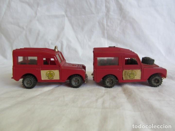 Coches a escala: 2 Land Rover de Nacoral escala 1:43, Ref. 2026 - Foto 4 - 255549525