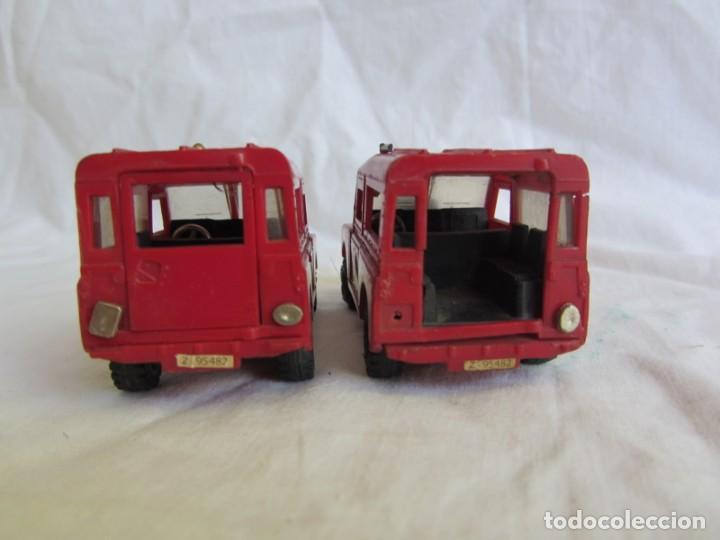 Coches a escala: 2 Land Rover de Nacoral escala 1:43, Ref. 2026 - Foto 5 - 255549525