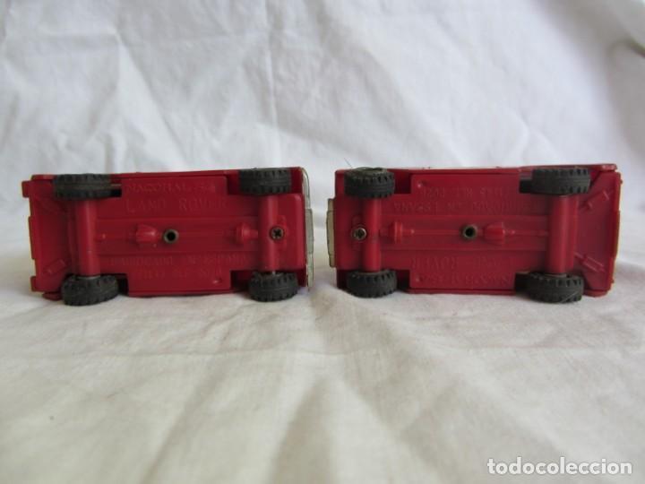 Coches a escala: 2 Land Rover de Nacoral escala 1:43, Ref. 2026 - Foto 7 - 255549525