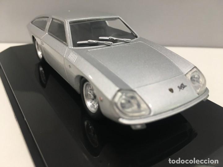Coches a escala: COCHE SUPER CAR LAMBORGHINI 4000 GT FLYING STAR II- 1966. ESCALA 1/43. REFERENCIA 4 - Foto 5 - 289629343
