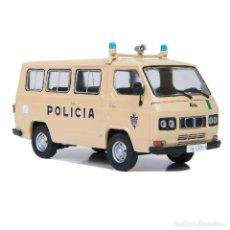 Carros em escala: AVIA 1250 POLICIA NACIONAL 1981 POLICE 1:43 COCHE SALVAT DIECST. Lote 258051865