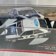 Coches a escala: FORD ESCORT XR3I SERVIÁ 1983 1/43. Lote 260428325