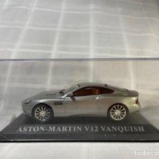 Coches a escala: 1/53 ASTON MARTIN V12 VANQUISH. Lote 260431980