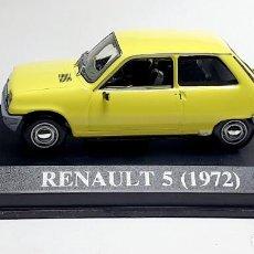 Coches a escala: RENAULT 5 1972. Lote 260572625