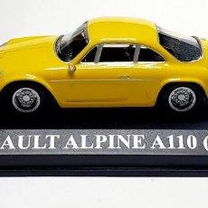 Coches a escala: RENAULT ALPINE A 110 1977. Lote 260574105
