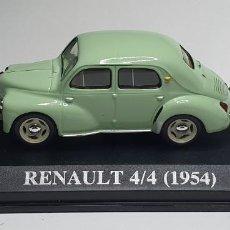 Coches a escala: RENAULT 4/4 1954. Lote 260578195