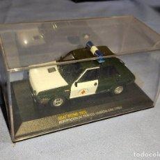 Auto in scala: SEAT RONDA AGRUPACION DE TRAFICO GUARDIA CIVIL (1984) A ESTRENAR ESCALA 1:43. Lote 261259095