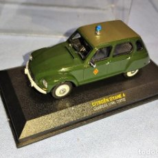 Auto in scala: CITROEN DYANE 6 GUARDIA CIVIL (1973) A ESTRENAR ESCALA 1:43. Lote 261259665