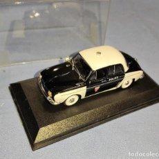 Auto in scala: RENAULT DAUPHINE GORDINI PIE POLICIA DE PARIS (1962) A ESTRENAR ESCALA 1:43. Lote 261260305