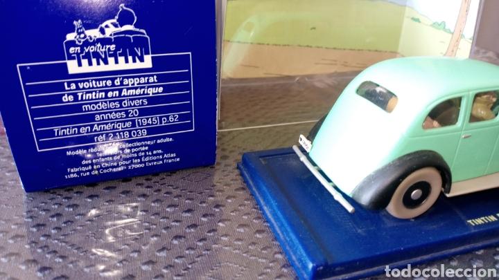 Coches a escala: Coche tintin escala 1:43 tintin en América inedito en tc - Foto 6 - 261675200