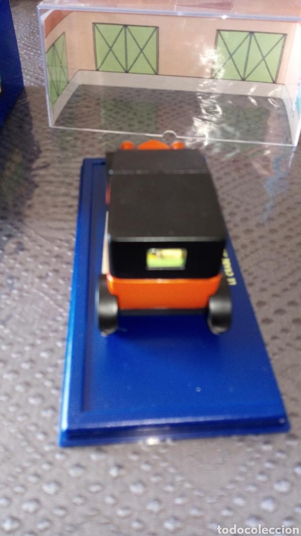 Coches a escala: Coche tintin escala 1:43 Renault taxi cangrejo pinzas de oro se envía lo q se ve en la foto - Foto 5 - 261676900