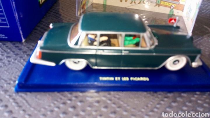 Coches a escala: Coche tintin escala 1:43 limisine limusina inspirado en varios modelos los pícaros envio lo q ve fot - Foto 4 - 261677610