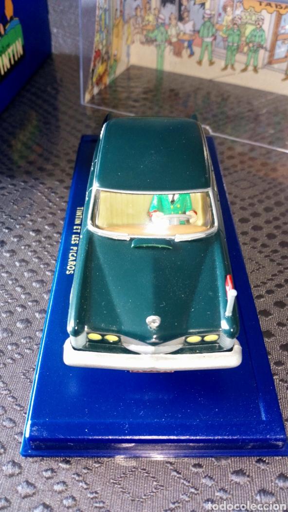 Coches a escala: Coche tintin escala 1:43 limisine limusina inspirado en varios modelos los pícaros envio lo q ve fot - Foto 5 - 261677610