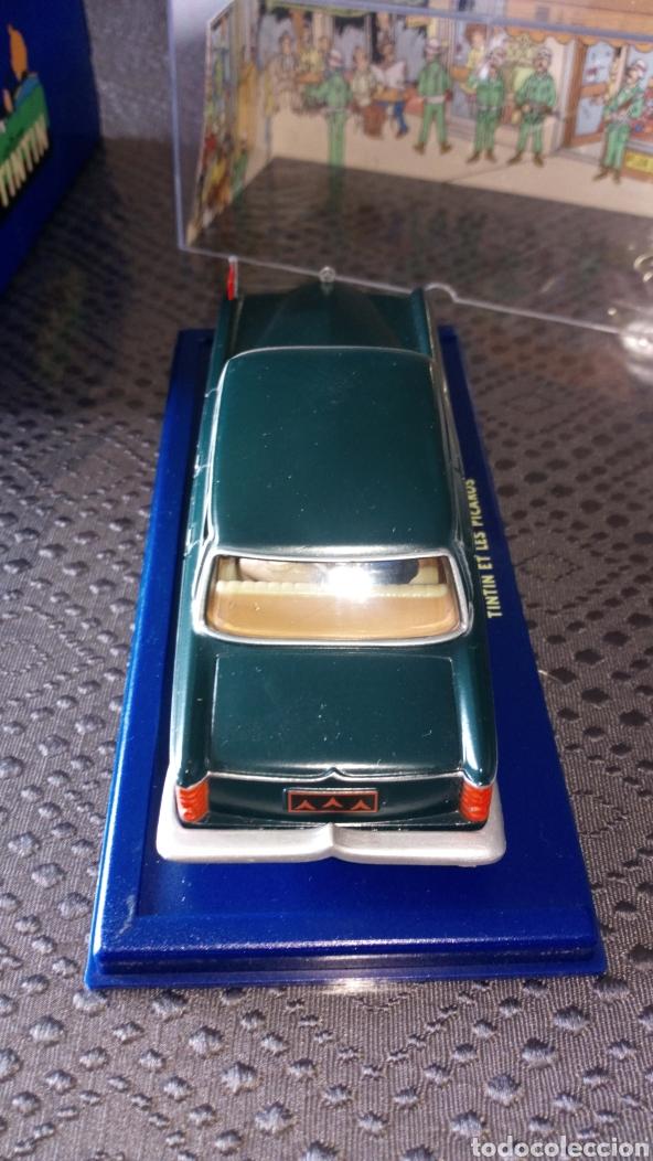 Coches a escala: Coche tintin escala 1:43 limisine limusina inspirado en varios modelos los pícaros envio lo q ve fot - Foto 7 - 261677610