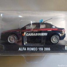 Coches a escala: ALFA ROMEO 159 2006 CARABINERI 1:43. Lote 261895980