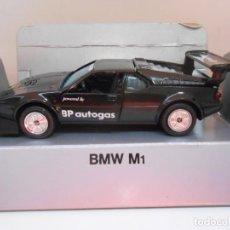 Coches a escala: 5004 COCHE BMW M1 NEGRO GAMA MINI MODEL CAR 1/43 1:43 ALFREEDOM MINIATURA. Lote 262572155