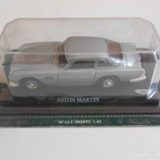 Coches a escala: 5005 COCHE ASTON MARTIN 1/43 1:43 DEL PRADO MODEL CAR MINIATURE MIB ALFREEDOM. Lote 262590485
