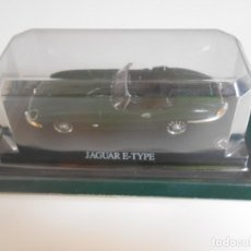 Coches a escala: 5006 COCHE JAGUAR E TYPE 1/43 1:43 DEL PRADO MODEL CAR MINIATURE MIB ALFREEDOM. Lote 262591235