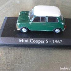 Coches a escala: COCHE ALTAYA MINI COOPER S-1967. Lote 263155495
