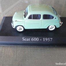 Coches a escala: COCHE ALTAYA SEAT 600- 1957. Lote 263155565