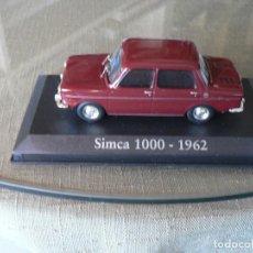 Coches a escala: COCHE ALTAYA SIMCA 1000-1962. Lote 263155710