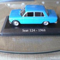 Coches a escala: COCHE ALTAYA SEAT 124-1968. Lote 263155990
