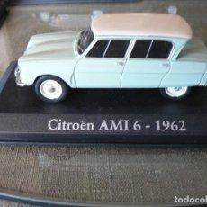 Coches a escala: COCHE ALTAYA CITROEN AMI-6-1962. Lote 263156120