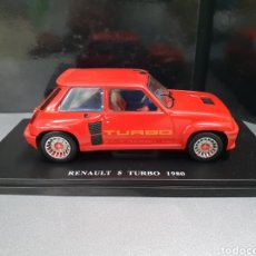 Coches a escala: RENAULT 5 TURBO 1980. Lote 263164880