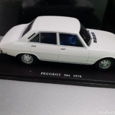 Coches a escala: PEUGEOT 504 1978. Lote 263165275