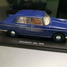 Coches a escala: PEUGEOT 404 . 1960. Lote 263165415