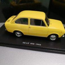Coches a escala: SEAT 850. 1966. Lote 263166475