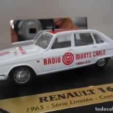 Coches a escala: 5019 COCHE RENAULT 16 RADIO MONTE CARLO 1/43 1965 SERIE LIMITADA NOREV CAR 1:43. Lote 263299655