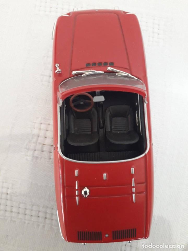 Coches a escala: BONITO SEAT SPIDER 1/43 MATRICULA DE VALENCIA - Foto 4 - 269093503