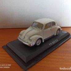 Coches a escala: COCHE VW BEETLE - ESCALA 1:43 - VOLKSWAGEN - EDICIONES DEL PRADO (DE). Lote 269230353