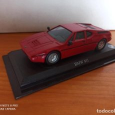 Coches a escala: COCHE BMW M1 - ESCALA 1:43 - EDICIONES DEL PRADO (9R). Lote 269234883