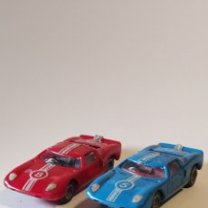Coches a escala: FORD GT NACORAL REF. 2014 1:43 CHIQUI CARS. Lote 274683423