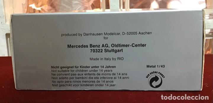 Coches a escala: MERCEDES BENZ AG, OLDTIMER-CENTER 70322 STUTTGART - Foto 5 - 275120078