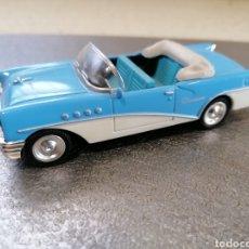 Auto in scala: NEW RAY - BUICK CENTURY 1955 EN PERFECTO ESTADO. Lote 276258603