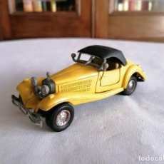 Coches a escala: WELLY 1/43 8871 MERCEDES BENZ 500K METAL. Lote 276473693