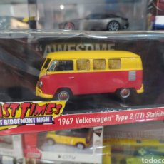 Coches a escala: VOLKSWAGEN TYPE 2 1967 FAST TIMES AT RIDFEMONT HIGH. Lote 279502548
