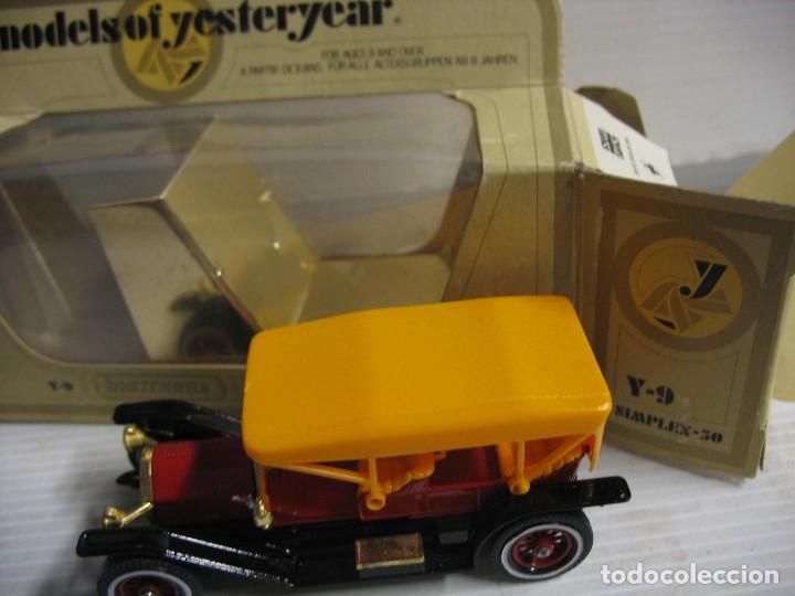 Coches a escala: matcyhbox model of simplex 50 del 1912 - Foto 5 - 283234333