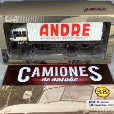 Coches a escala: CAMIONES DE ANTAÑO ALTAYA - N• 38 - SIN ABRIR - ANDRE -. Lote 284581423