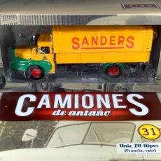 Coches a escala: CAMIONES DE ANTAÑO ALTAYA - N• 31 - SANDERS - SIN ABRIR -. Lote 284581648