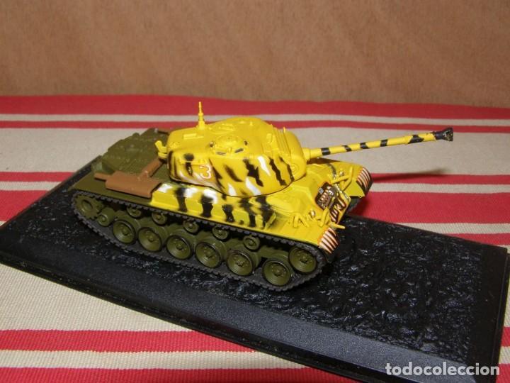 Coches a escala: Colección de vehículos militares Ech 1/43: M46 Patton (Corea 1951) - Foto 2 - 287753658